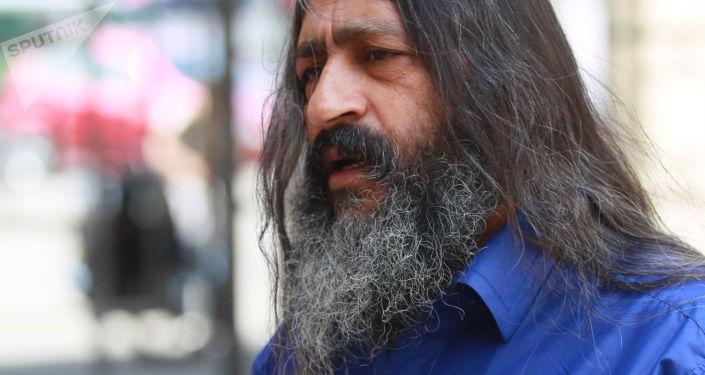 Irański jasnowidz Mohsen Noruzi