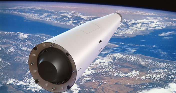 """Jednostopniowa rakieta nośna wielokrotnego użytku """"Korona"""" w locie orbitalnym z zamkniętym przedziałem ładunkowym"""