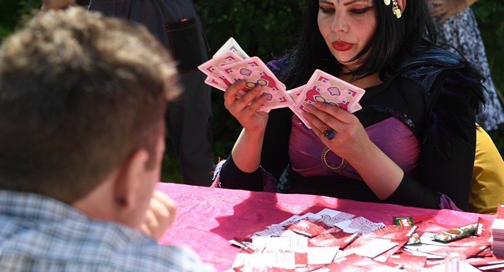 Wróżenie z kart