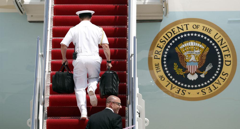 Walizka jądrowa prezydenta USA