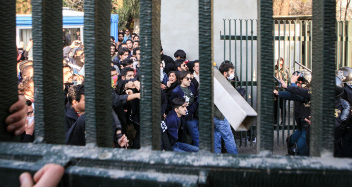 Protesty w Iranie