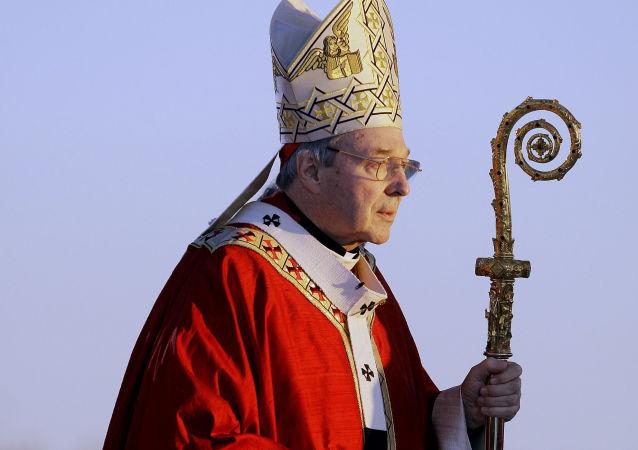 Australijski kardynał George Pell