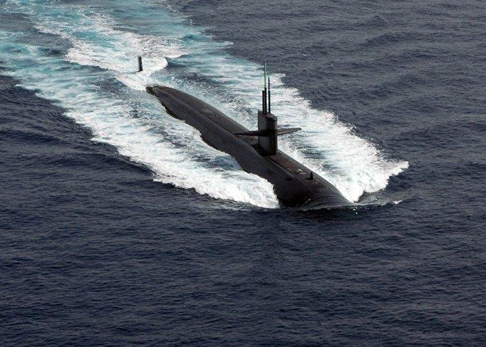 """Wielozadaniowy okręt podwodny klasy """"Los Angeles"""""""