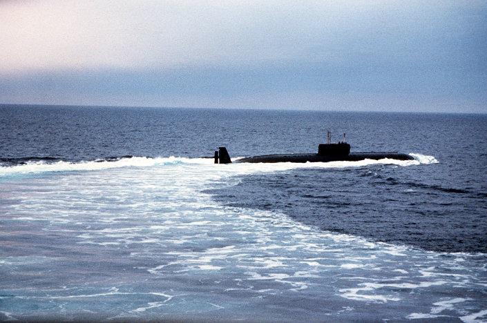 """Eksperymentalny radziecki okręt K-162 projektu """"Anczar"""""""