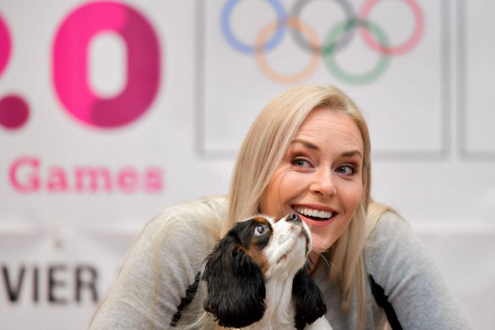 Lindsey Vonn amerykańska narciarka alpejska