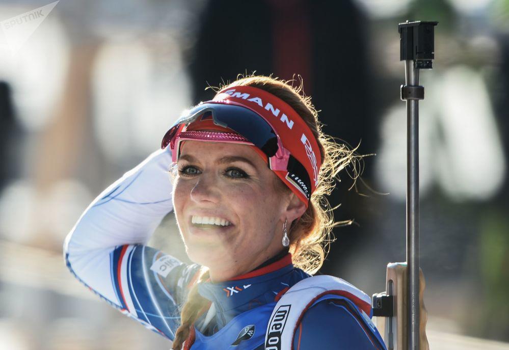 Gabriela Koukalová, czeska biathlonistka