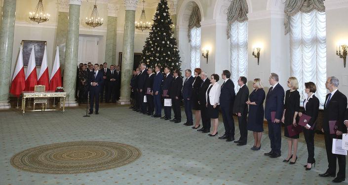 We wtorek prezydent Polski Andrzej Duda na wniosek premiera Mateusza Morawieckiego dokonał zmian w składzie rządu