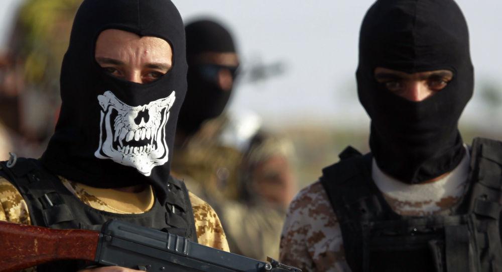 Iraccy dżihadyści