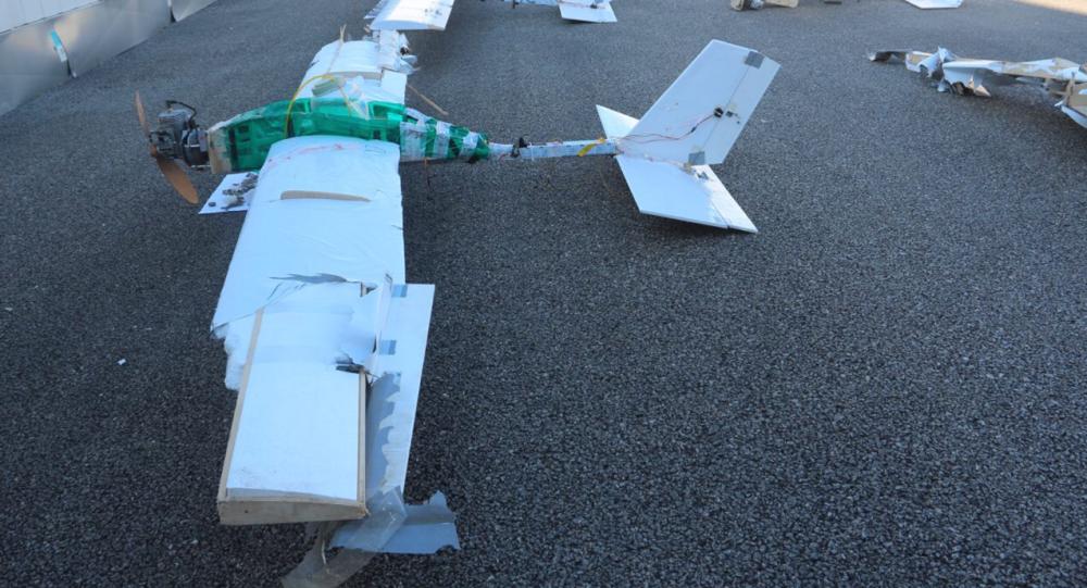Drony, którymi zaatakowano rosyjskie bazy w Syrii