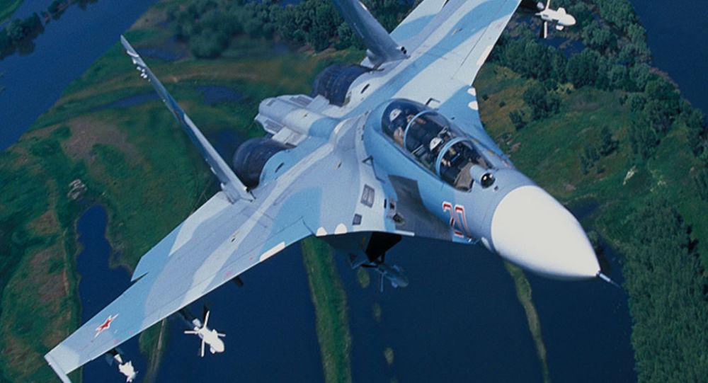 Su-27UBK