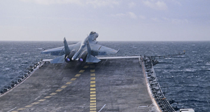 Sukhoi Su-27K