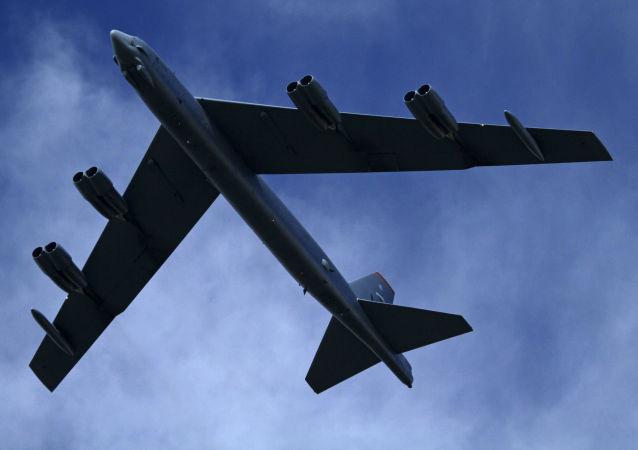 Bombowiec strategiczny Sił Powietrznych USA B-52H