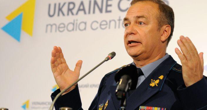 Generał Igor Romanenko