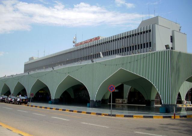 Międzynarodowe lotnisko w Trypolisie