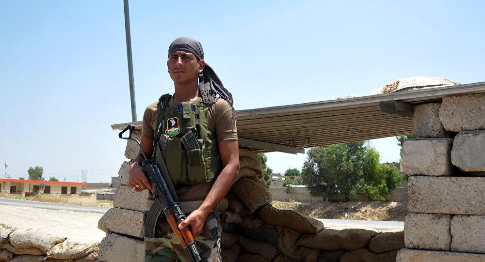 Kurdowie, walczący z ISIS
