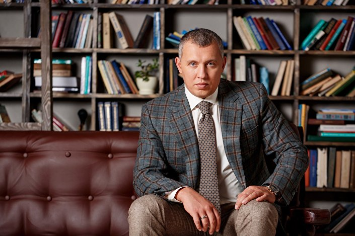 Wołodymyr Muntian, uzdrowiciel z Ukrainy