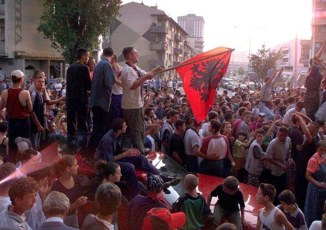 Kosowo, Prisztina.