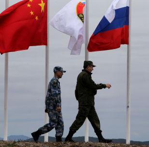 Rosyjsko-chińskie ćwiczenia Morskie współdziałania 2015 we Władywostoku