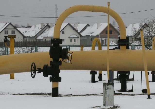Gazociąg w Polsce