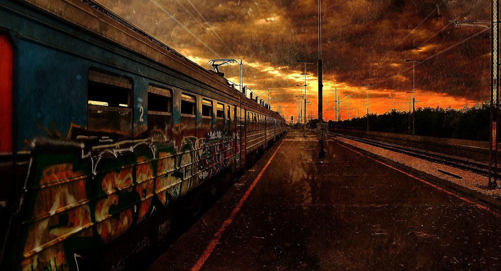 Pociąg w czasie końca świata
