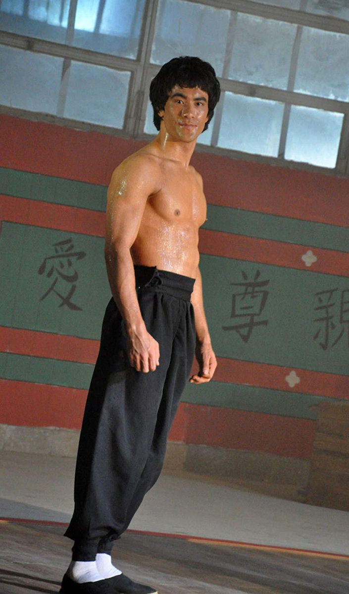 Afgański Bruce Lee, Abbas Alizadeh