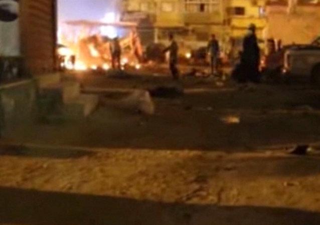 Eksplozje samochodów-pułapek w Libii