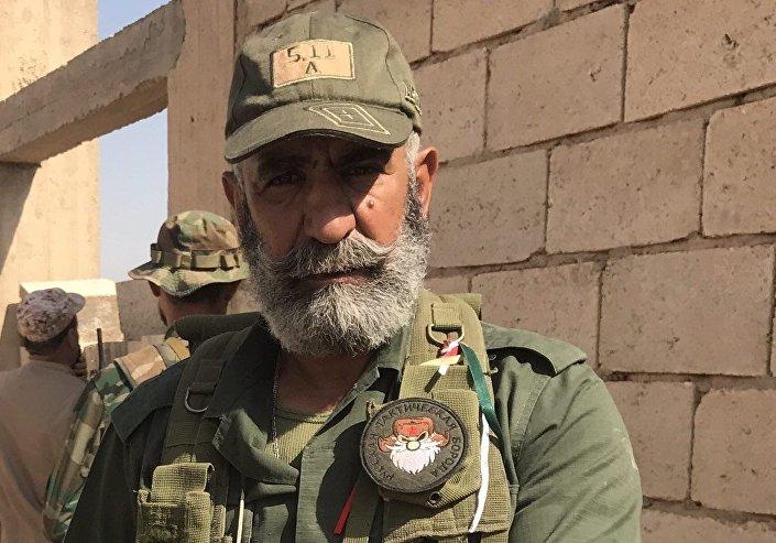 Generał Issam Zahreddine