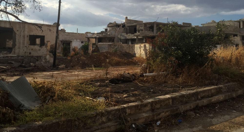 Uwolniona od terrorystów PI wioska w prowincji Hama