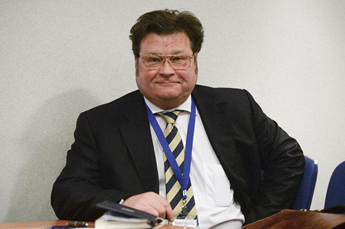 Przedstawiciel handlowy Rosji w Polsce Władimir Niediedow