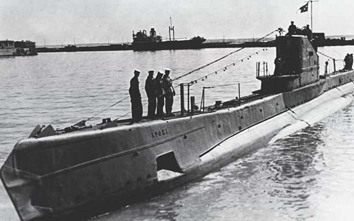 """Okręt podwodny typu """"Szcz"""""""