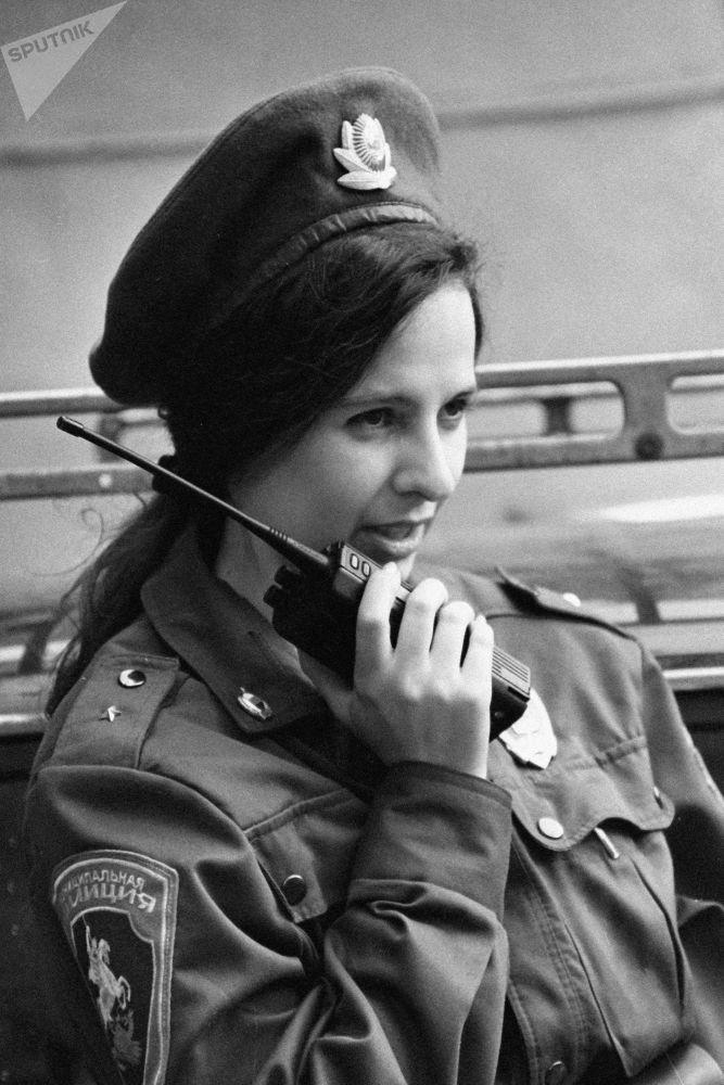 Podporucznik milicji, 1995 rok
