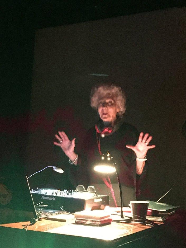 DJ Wika w Moskwie