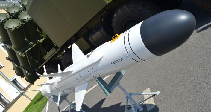 Rosyjska przeciwokrętowa rakieta X-35UE (3M24)