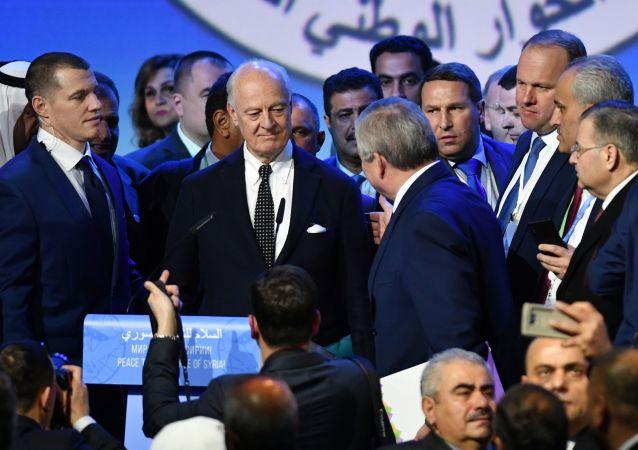 Kongres Syryjskiego Dialogu Narodowego w Soczi