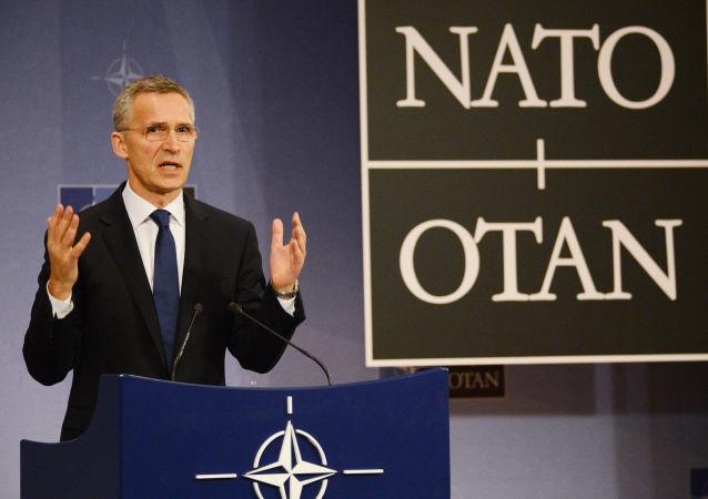 Jens Stoltenberg, NATO