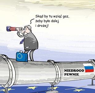 Gazowe dylematy Europy