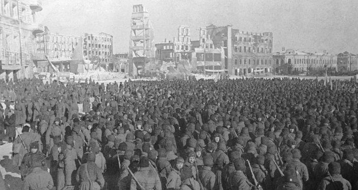 Bitwa pod Stalingradem, 1943 r.