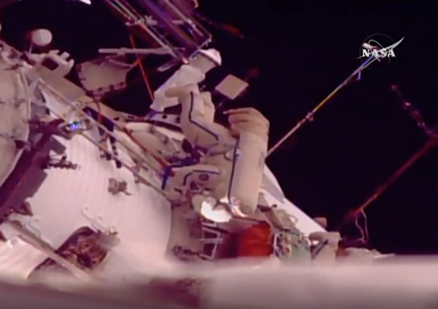 Nowy rekord przebywania w otwartym kosmosie wśród rosyjskich kosmonautów.