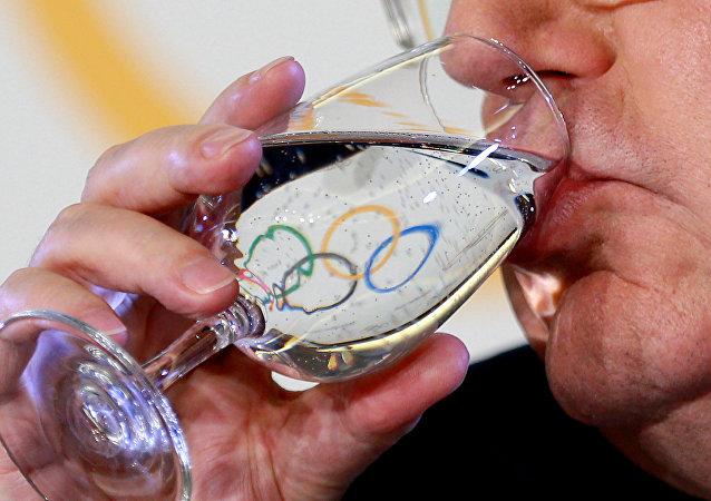 Przewodniczący Międzynarodowego Komitetu Olimpijskiego Thomas Bach