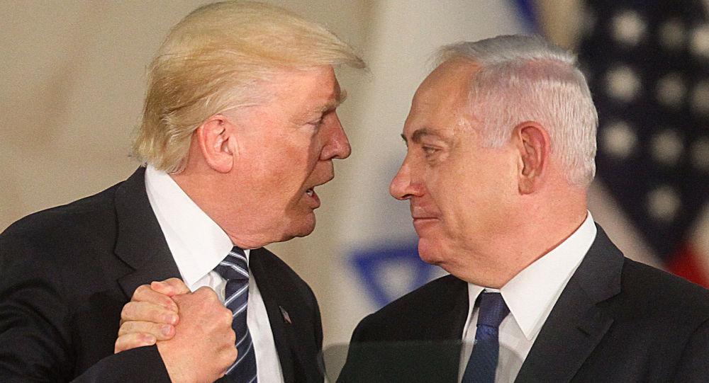 Donald Trump i Binjamin Netanjahu