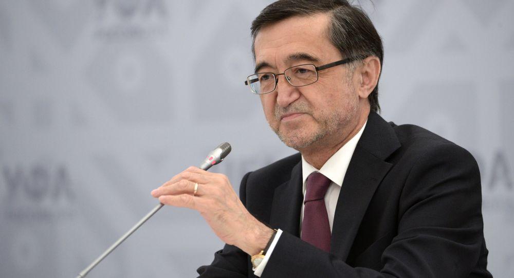 Specjalny przedstawiciel prezydenta Rosji ds. SOW Bahtier Chakimow