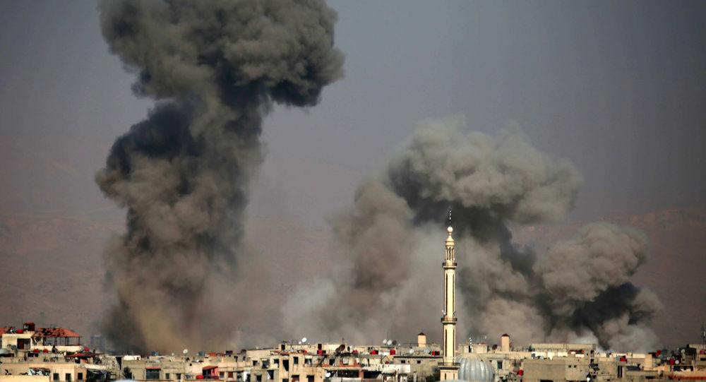 Konsekwencje nalotów w Syrii