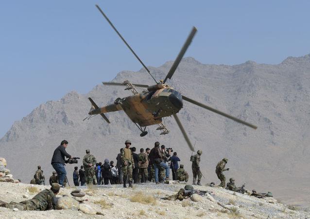 Szkolenia w Afganistanie