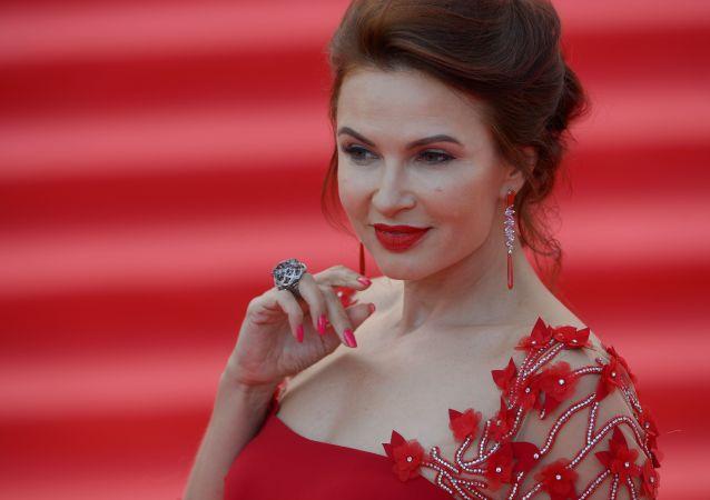 Aktorka Ewelina Bledans