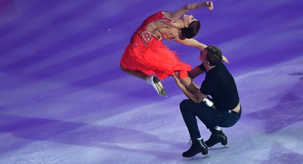 Jekaterina Bobrowa i Dmitrij Sołowiow