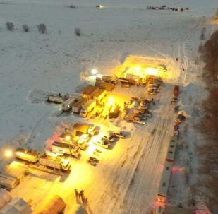 Katastrofa An-148 pod Moskwą