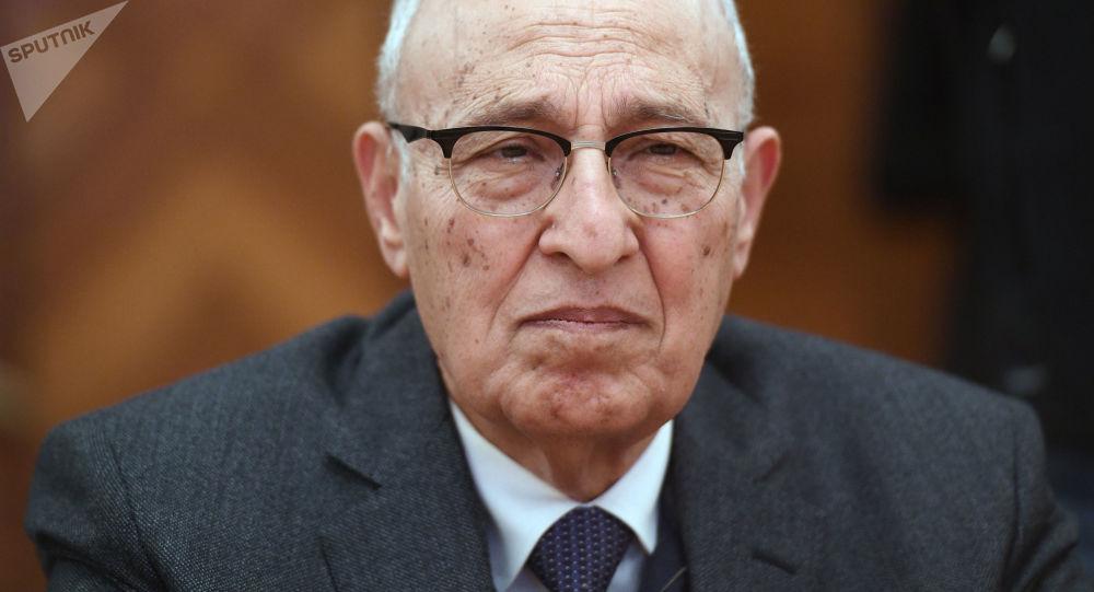 Doradca prezydenta Palestyny Nabil Shaasa
