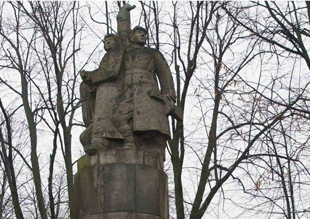 Pomnik Braterstwa Broni w Inowrocławiu