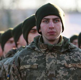 Żołnierze armii Ukrainy
