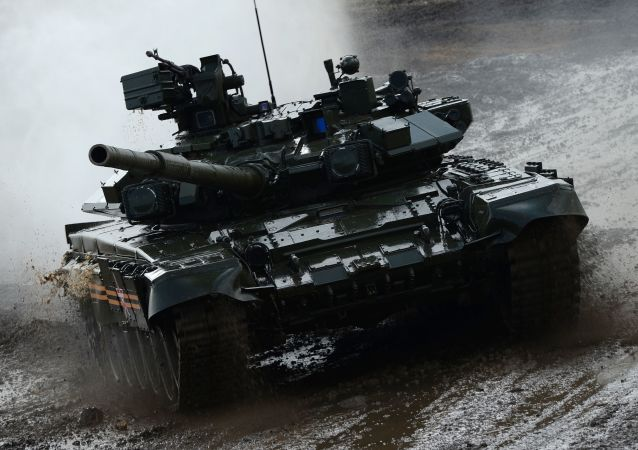 Czołg Т-90А
